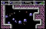 Cybernoid: The Fighting Machine Commodore 64 Lots of enemies are attacking