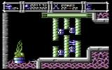 Cybernoid: The Fighting Machine Commodore 64 The silver objects move up and down and mustn't be touched