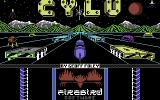 Cylu Commodore 64 Title screen