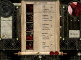 Disciples II: Dark Prophecy Windows Leader (hero) recruitment for the Legion of the Damned