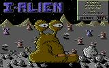 I-Alien Commodore 64 Loading screen