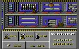 I-Alien Commodore 64 Starting position