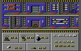 I-Alien Commodore 64 Using a teleporter