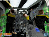 Star Trek: Voyager - Elite Force Windows The Borg are coming, and I don't think they'll be satisfied with an analgesic cream.