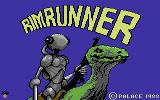 Rimrunner Commodore 64 Title screen