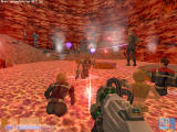 Star Trek: Voyager - Elite Force Windows Is the lava hot enough for you?