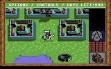 King's Bounty Commodore 64 Starting location