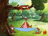 Disney's Ready to Read with Pooh Windows Kanga, Piglet and Roo to the rescue