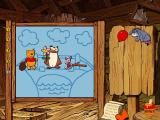 Disney's Ready to Read with Pooh Windows ...while you illustrate it on the felt board.