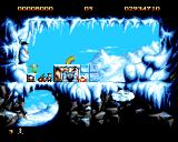 Devious Designs Amiga Game start