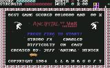 Ancipital Commodore 64 Title