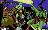 Lords of Chaos Commodore 64 Loading screen