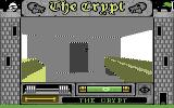 Castle Master + Castle Master II: The Crypt Commodore 64 Staring location