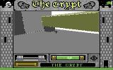 Castle Master + Castle Master II: The Crypt Commodore 64 Crawling - maybe the key is hidden under the coffin