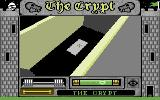 Castle Master + Castle Master II: The Crypt Commodore 64 Aha! The key is inside the coffin.