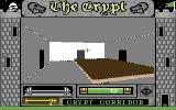 Castle Master + Castle Master II: The Crypt Commodore 64 A large room