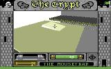 Castle Master + Castle Master II: The Crypt Commodore 64 Press space to move the cursor around freely