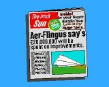 The Eire Raising Adventures of Seamus O'Mally Amiga Irish Sun