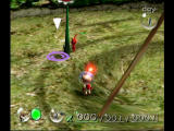 Pikmin GameCube Pikmin can chop down flowers
