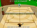 Tennis Titans Windows The training level will teach you the basics.