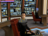 Star Trek: Bridge Commander Windows Commander Data