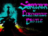 Sorcerer of Claymorgue Castle ZX Spectrum Loading screen