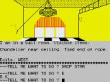 Sorcerer of Claymorgue Castle ZX Spectrum A good one for Only Fools and Horses fans