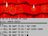 Sorcerer of Claymorgue Castle ZX Spectrum The night they drove ol' Dizzy Dean down