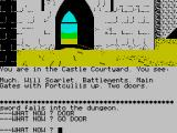 Robin of Sherwood: The Touchstones of Rhiannon ZX Spectrum I'm free!