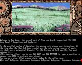 Time and Magik: The Trilogy Amiga Red Moon - Game start