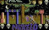 Clive Barker's Nightbreed:  The Action Game Commodore 64 Don't step on the bomb