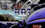 B.A.T. Commodore 64 Title screen
