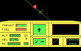 ACE: Air Combat Emulator DOS night flying