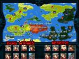 Vampires Dawn 2: Ancient Blood Windows After constituting an army, you can choose which castle you want to attack.