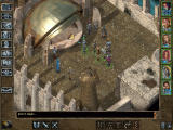 Baldur's Gate II: Throne of Bhaal Windows The Watcher's Keep dungeon can be explored before you start the Throne of Bhaal story line or after it is underway.