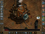 Baldur's Gate II: Throne of Bhaal Windows The Machine of Lum the Mad.  Be very careful what you touch.