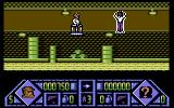 Dalek Attack Commodore 64 Stage 1 - Sewers