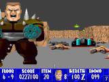 Wolfenstein 3D Macintosh These two bosses come as a pair!