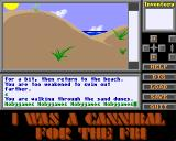 I was a Cannibal for the FBI Amiga Sand dunes