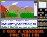 I was a Cannibal for the FBI Amiga Shack