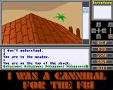 I was a Cannibal for the FBI Amiga Roof top