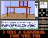 I was a Cannibal for the FBI Amiga Inside the shack