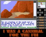 I was a Cannibal for the FBI Amiga Boulder