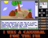 I was a Cannibal for the FBI Amiga Cliff