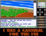 I was a Cannibal for the FBI Amiga Sea view