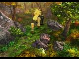 Final Fantasy VIII Windows One of the Chocobo forests
