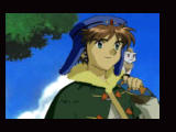 Lunar: Silver Star Story Complete PlayStation Intro: Alex