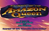 Flight of the Amazon Queen DOS Opening Titles