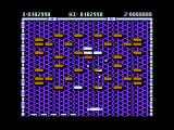 Arkanoid Apple II Three balls in play