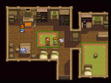 Lunar: Silver Star Story Complete PlayStation Inside one of the houses early in the game